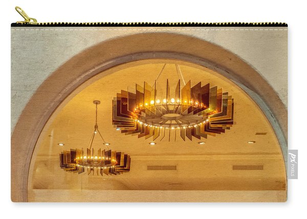 Deco Arches Carry-all Pouch