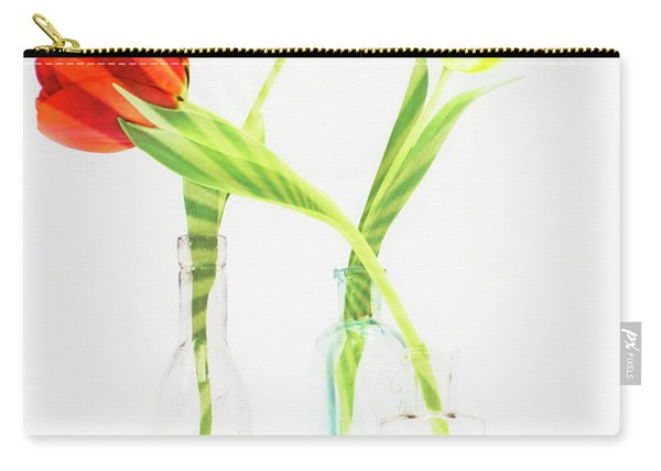 Deco Tulips Carry-all Pouch