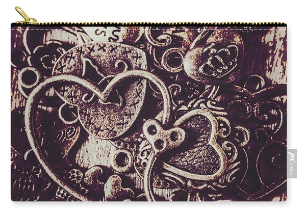 Decorating A Love Nest Carry-all Pouch