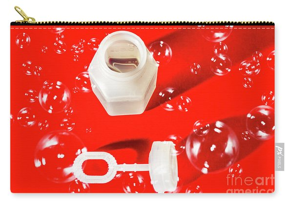 Decorative Christmas Party Carry-all Pouch