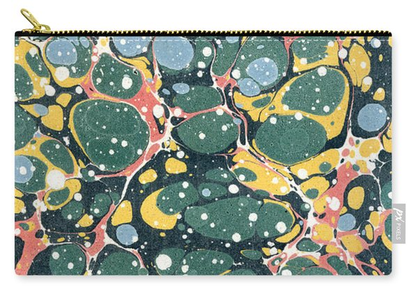 Decorative Endpaper Carry-all Pouch