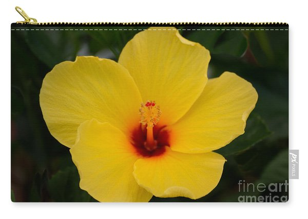 Decorative Floral Photo A9416 Carry-all Pouch