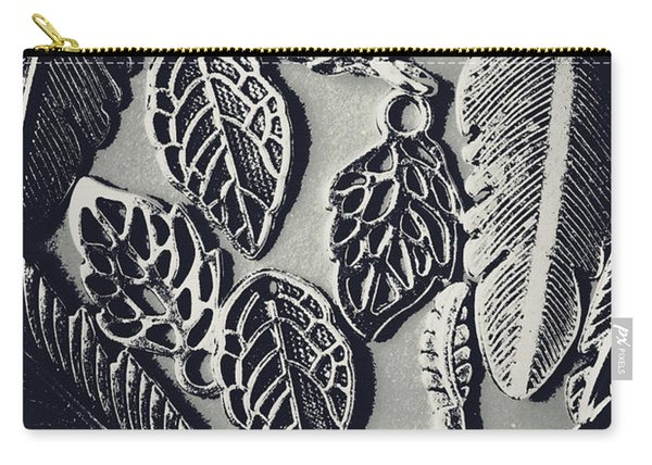 Decorative Nature Design  Carry-all Pouch