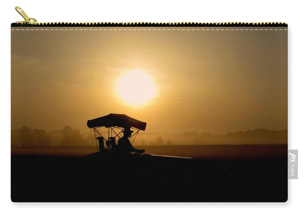 Dedication Of A Farmer Carry-all Pouch