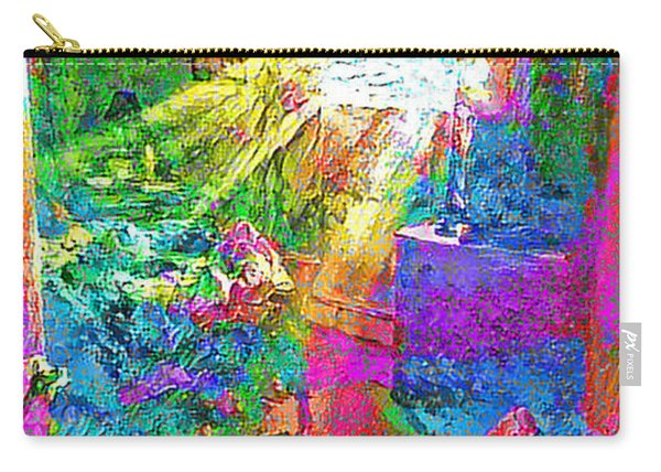 Deep Dream Carry-all Pouch