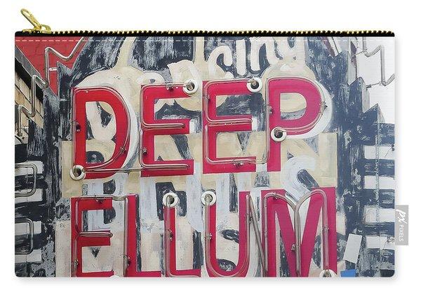Deep Ellum Dallas Texas Carry-all Pouch