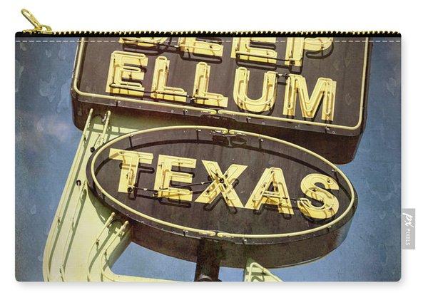 Deep Ellum Texas - #2 Carry-all Pouch