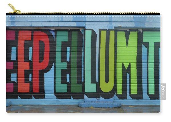 Deep Ellum Wall Art Carry-all Pouch