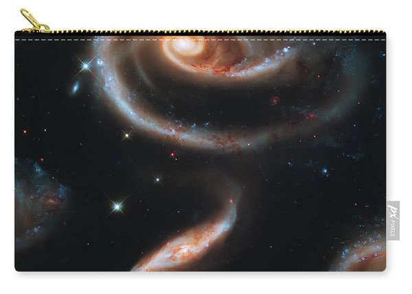Deep Space Galaxy Carry-all Pouch