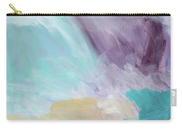 Deepest Breath- Abstract Art By Linda Woods Carry-all Pouch