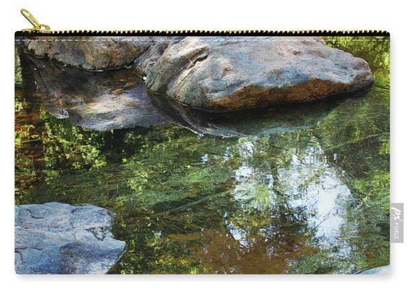 Deer Creek Point Print Carry-all Pouch