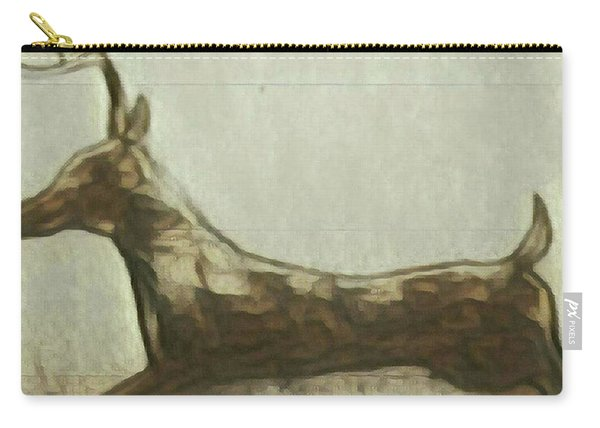 Deer Energy Carry-all Pouch
