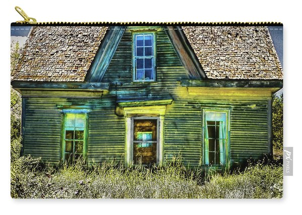 Deer Isle Haunted House Carry-all Pouch