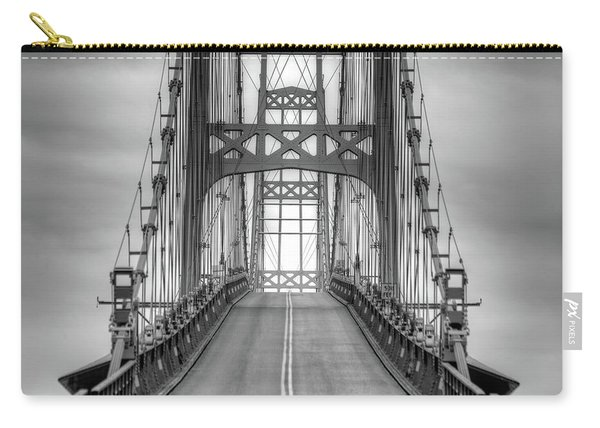 Deer Isle Sedgwick Bridge Carry-all Pouch