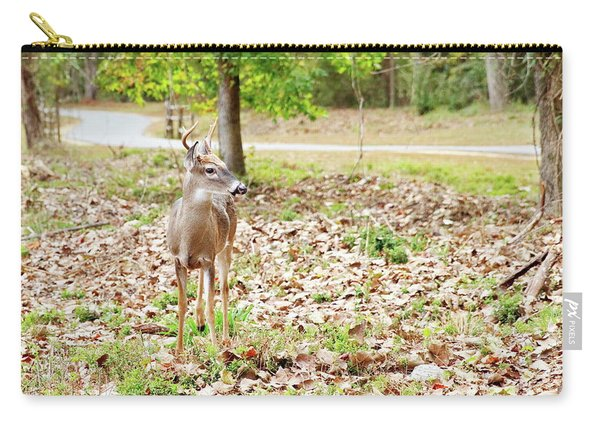 Deer Me, Are You In My Space? Carry-all Pouch