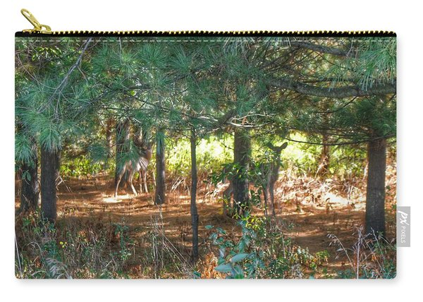 1011 - Deer Of Croswell I Carry-all Pouch