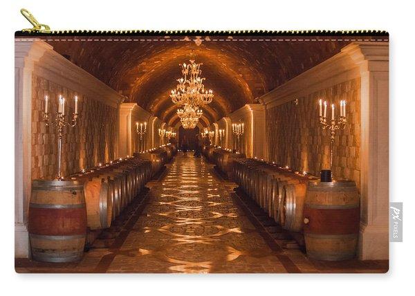 Del Dotto Wine Cellar Carry-all Pouch