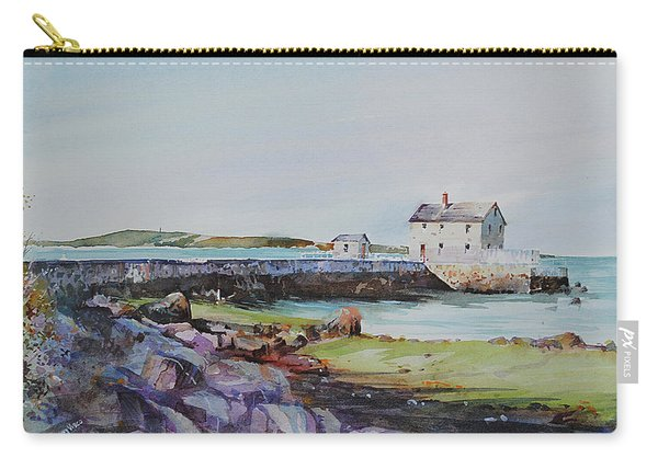 Delano's Wharf At Rock Nook Carry-all Pouch
