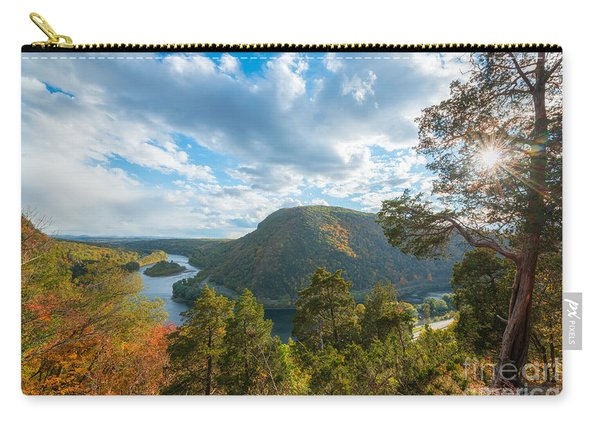 Delaware Water Gap In Autumn Carry-all Pouch