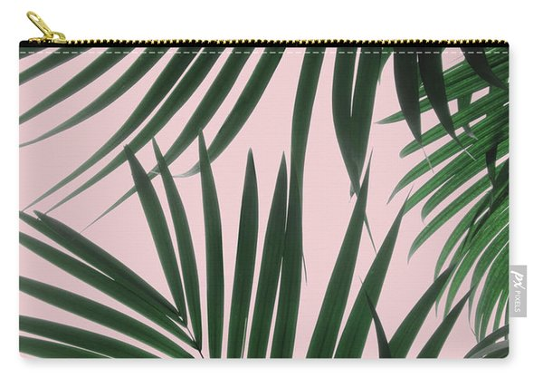 Delicate Jungle Theme Carry-all Pouch