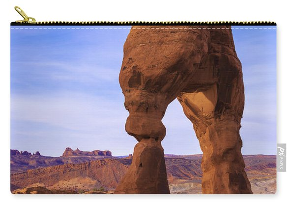 Delicate Landmark Carry-all Pouch