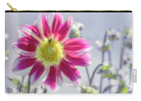 Delicious Dahlia Carry-all Pouch