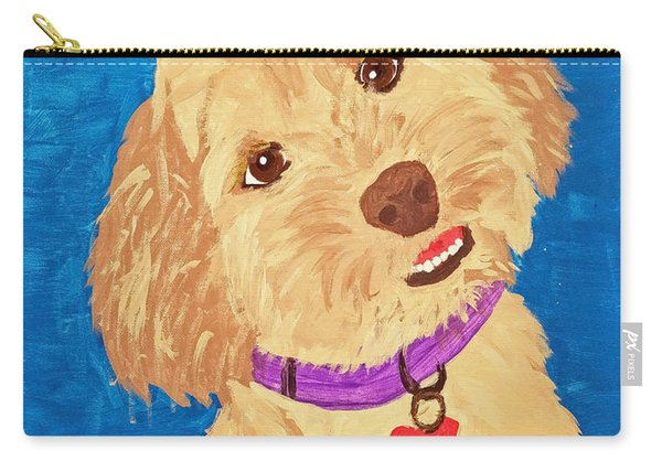 Della Date With Paint Nov 20th Carry-all Pouch
