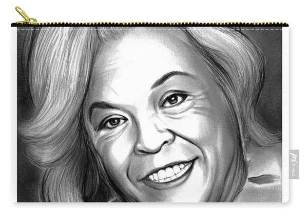 Della Reese Carry-all Pouch