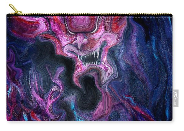 Demon Fire Carry-all Pouch
