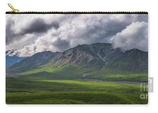 Denali National Park Panorama Carry-all Pouch
