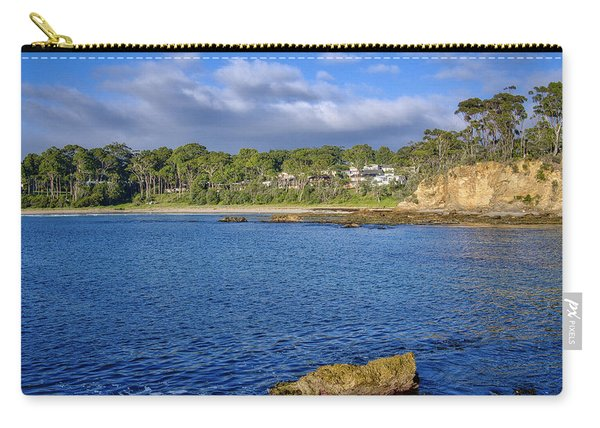 Denhams Beach - Nsw - Australia Carry-all Pouch