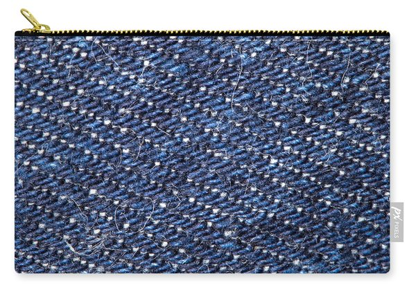 Denim 674 Carry-all Pouch