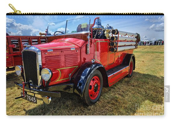 Dennis Fire Engine Carry-all Pouch
