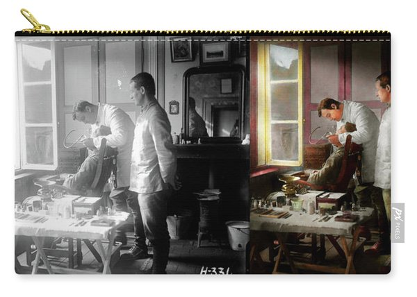 Dentist - The Horrors Of War 1917 - Side By Side Carry-all Pouch