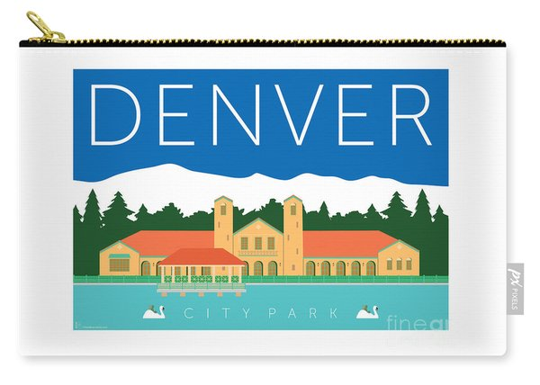 Denver City Park Carry-all Pouch