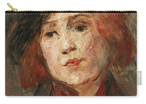 Der Frau Goeritz Carry-all Pouch