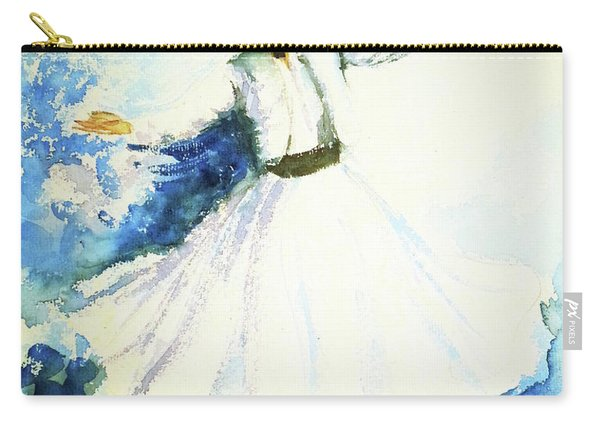 Dervish Dancer 2 Carry-all Pouch