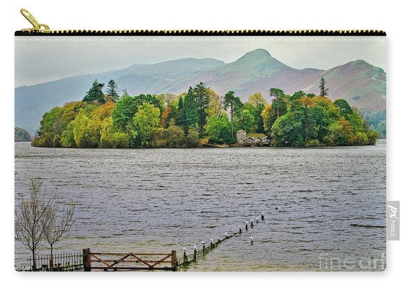 Derwent Isle, Lake District Carry-all Pouch