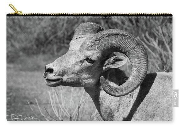 Desert Bighorn Carry-all Pouch