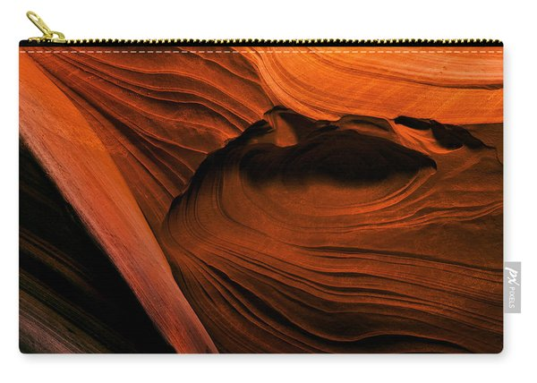 Desert Carvings Carry-all Pouch