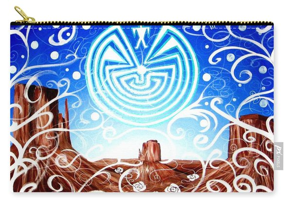Desert Hallucinogens Carry-all Pouch