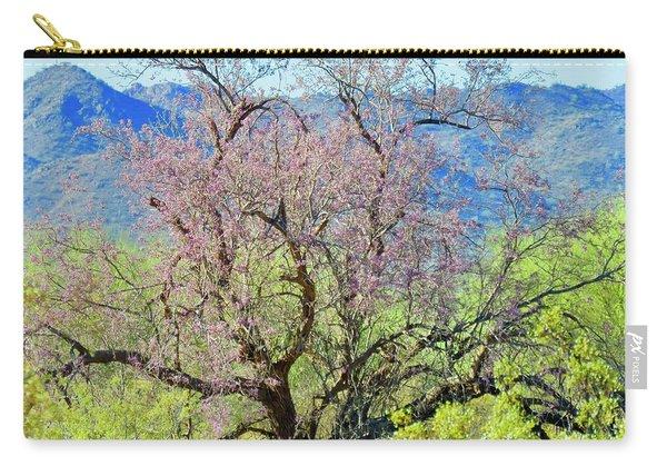 Desert Ironwood Beauty Carry-all Pouch