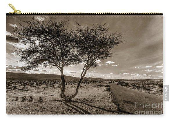 Desert Landmarks  Carry-all Pouch