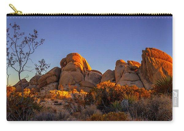 Desert Light Carry-all Pouch