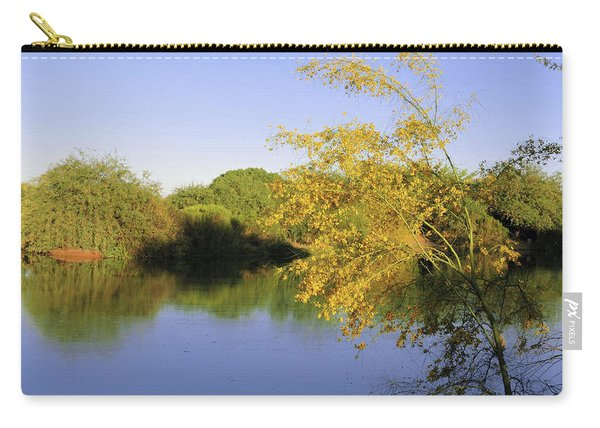 Desert Oasis Carry-all Pouch