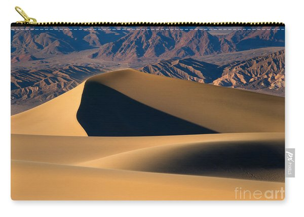 Desert Sand Carry-all Pouch