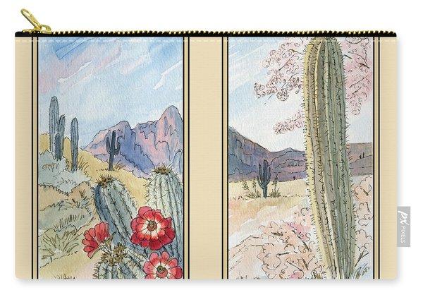 Desert Sands Carry-all Pouch