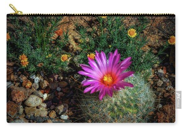 Desert Splash Carry-all Pouch