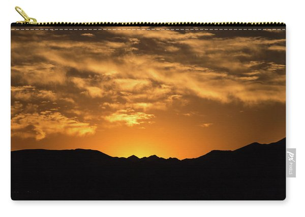 Desert Sunrise Carry-all Pouch