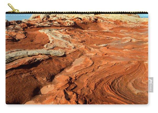 Desert Swirl Carry-all Pouch